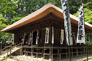 杉本寺 観音堂