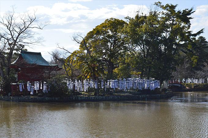 鎌倉の初詣といえば。鶴岡八幡宮...