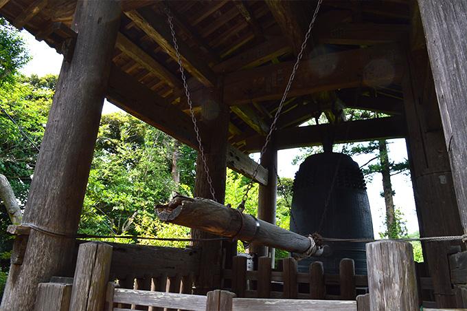 円覚寺の除夜の鐘