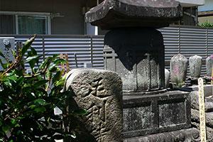 鎌倉公方の菩提寺。別願寺