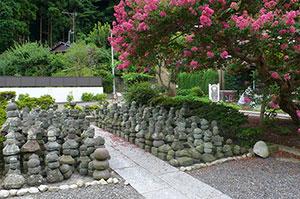 三浦一族のお寺。来迎寺