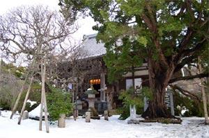 宝戒寺(はぎの寺)