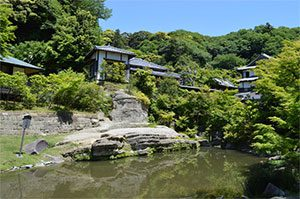 鎌倉の禅庭園